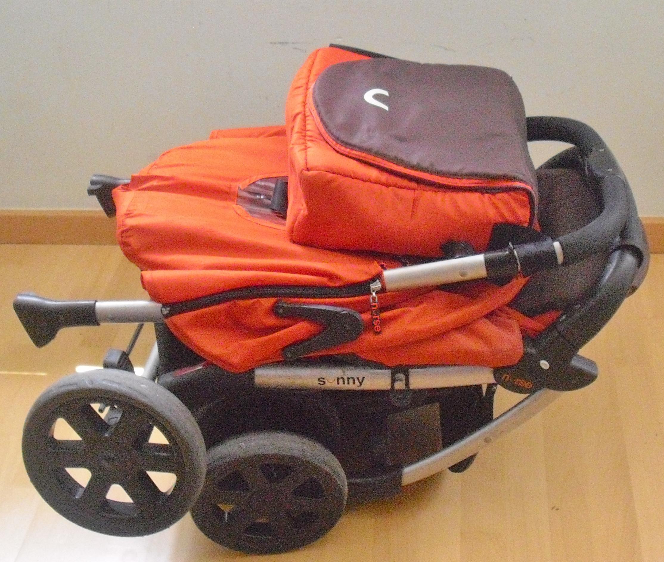Cochecitos y sillas de paseo mybabystock blog - Silla nurse sunny ...