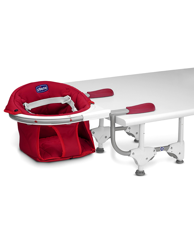 Trona de mesa chicco 360 scarlet ref 05004 - Tronas de mesa para bebes ...